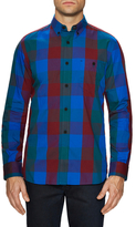 French Connection Bickam Checkered Sportshirt
