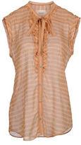 M.Grifoni Denim Sleeveless shirts