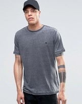 Antioch Embroidered Logo Burnout T-Shirt
