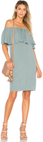 LAmade Bella Dress in Slate. - size L (also in M,S,XS)