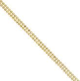 Container Store Narrow Diamond Wrap Gold