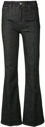 Paule Ka Flared Bootcut Jeans