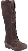 Clarks Women's Carima Pluma Waterproof Knee High Boot