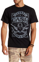 Bravado Johnny Cash Mean As Hell Graphic Tee