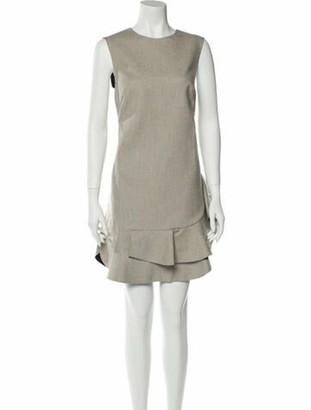 3.1 Phillip Lim Crew Neck Mini Dress w/ Tags