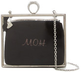 Betsey Johnson Blue in Bow Maid of Honor Clutch