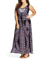 City Chic Biba Maxi Dress