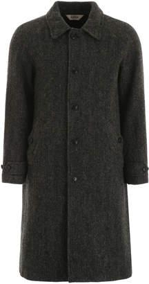 Aspesi Chevron Harris Coat
