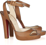 Christian Louboutin Viola 120 leather sandals