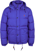 Polo Ralph Lauren Elmwood Sapphire Down Quilted Jacket