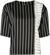 Antonio Marras striped blouse - women - Polyester - 40