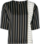 Antonio Marras striped blouse - women - Polyester - 42
