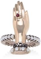 Alexander McQueen Hand Ring