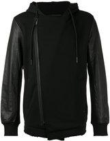 Diesel panelled jacket