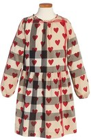 Burberry Girl's 'Philippa' Check Dress