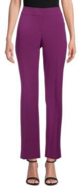 Bar III Stretch Flare-Leg Pants, Created for Macy's
