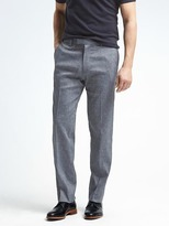Banana Republic Standard Linen Trouser