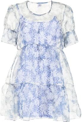 Sir. Anais floral-print mini dress