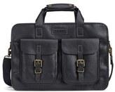 Trask Men's 'Jackson' Briefcase - Black
