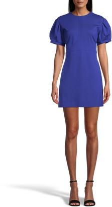 Nicole Miller Ponte Mini Dress
