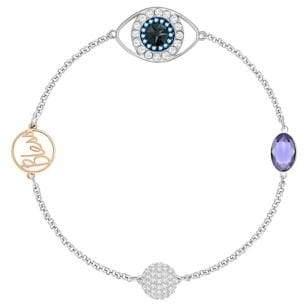 Swarovski Remix Crystal Eye Bracelet