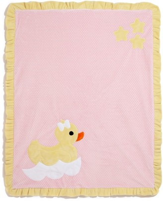 Boogie Baby Baby's Lucky Duck Blanket