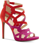 Jessica Simpson Rainah Strappy Dress Sandals Women's Shoes