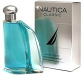 Nautica Classic by Eau De Toilette Spray 1.7 oz For Men