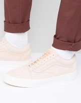 Vans Old Skool Premium Suede Pack In Pink Va38g1nzm