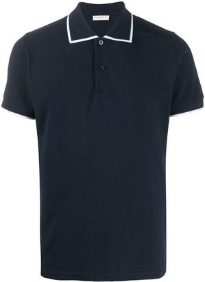 Sandro Paris Short-Sleeve Polo Shirt