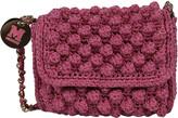 Missoni Knitted Glitter Shoulder Bag