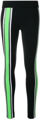 NO KA 'OI Side Stripe Leggings