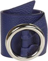 Orciani Round Buckle Belt