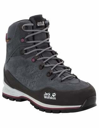 Jack Wolfskin Women's Wilderness XT Texapore MID Waterproof B1 Rated Mountaineering Boot
