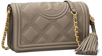 Tory Burch Fleming Soft Wallet Crossbody
