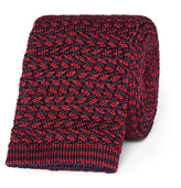 Rubinacci - 7cm Knitted Silk Tie