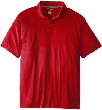 Champion Men's Big-Tall Powertrain Solid Polo Shirt