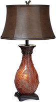 Pacific Coast Cardinal Birds with Nite Lite Table Lamp
