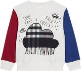 Burberry Burb b rain cloud sweater
