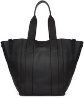 Alexander Wang Black Convertible Bail Tote