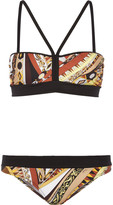 Emilio Pucci Printed bikini