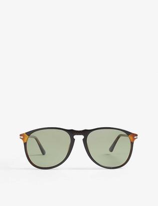 Persol PO6649 aviator sunglasses