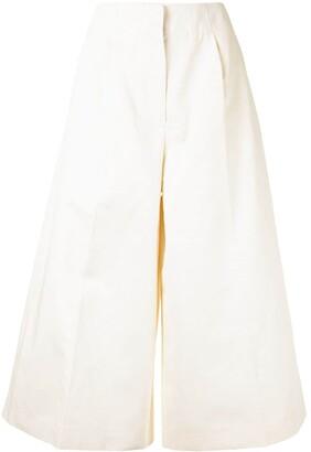Marni Wide-Leg Culottes