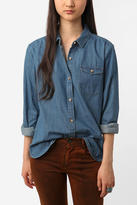 Chambray Button-Down Shirt