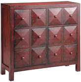 Stein World Moulin Block Front 2 Drawer Accent Cabinet
