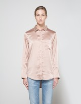Ada Blouse in Blush