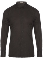 Bottega Veneta Vintage-print Cotton Shirt