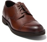 Florsheim Clevan Cap Toe Leather Derby