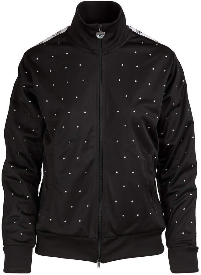 Chiara Ferragni Crystal jacket