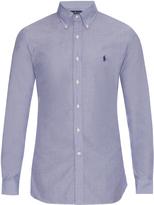 Polo Ralph Lauren Button-cuff cotton shirt